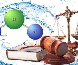 Bases legales en los tratamientos con Dióxido de Cloro