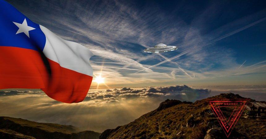 CHILE: Desclasificación OVNI