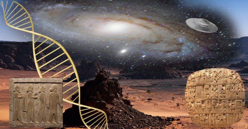 Civilización Sumeria y su contacto con los extraterrestres