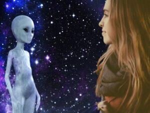 cómo contactar con seres extraterrestres