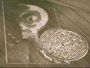 Crop Circle de Sparsholt
