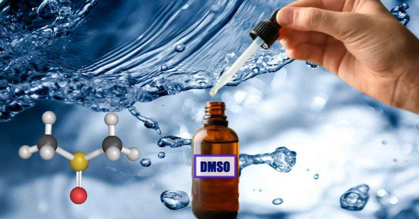 DMSO – Dimetilsulfóxido