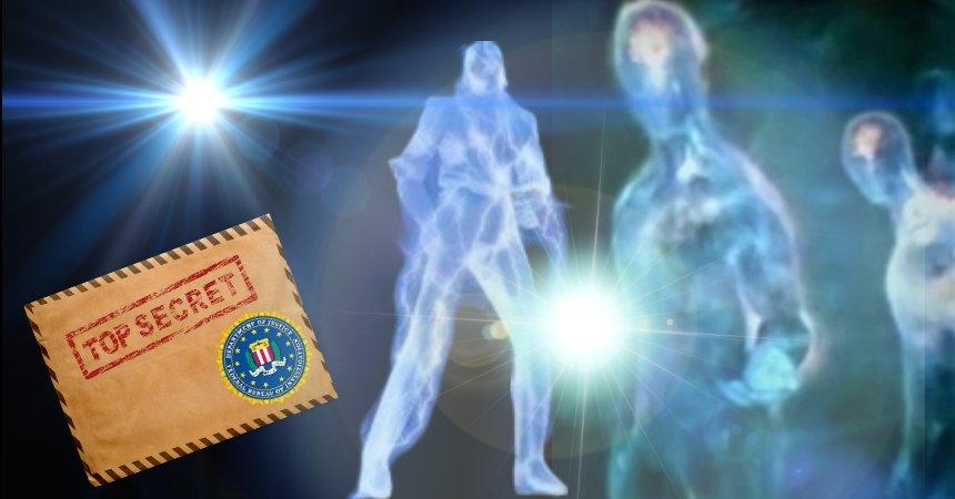 Desclasificación del FBI – Seres inter-dimensionales