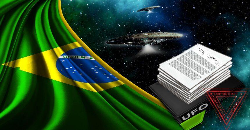 BRASIL: Desclasificación de archivos extraterrestres y OVNI