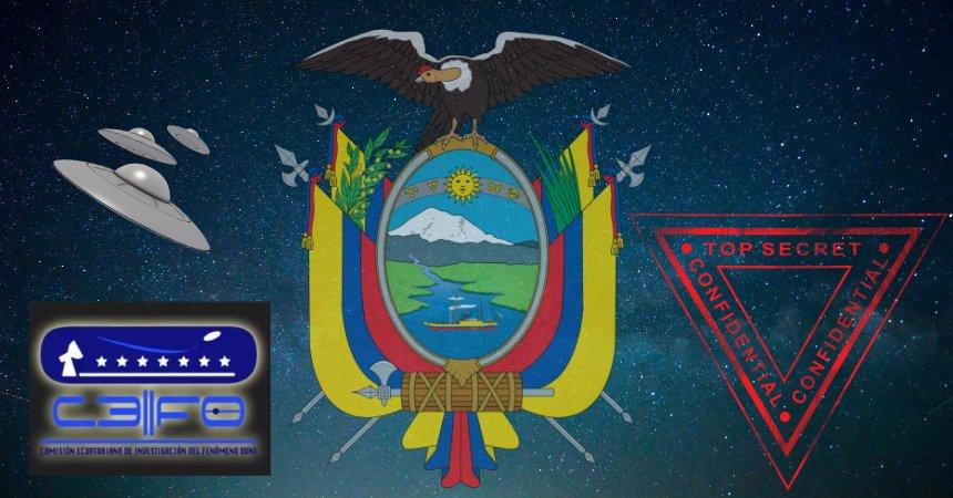ECUADOR: Desclasificación Extraterrestre