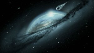 El origen extraterrestre del ADN humano