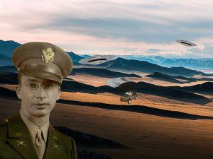 El pacto de EEUU con extraterrestres grises Eisenhower