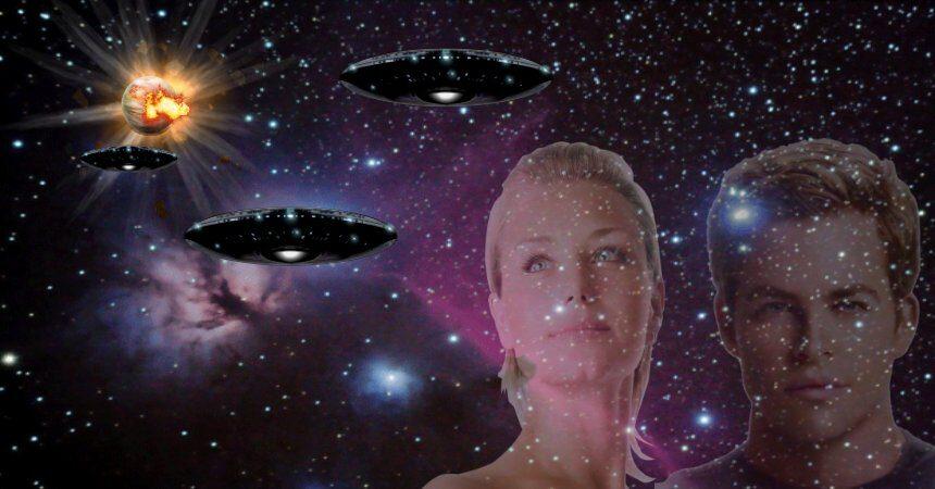 Extraterrestres Lyrianos