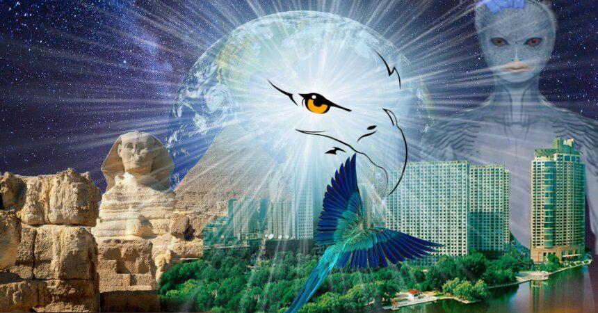 Extraterrestres blue avians