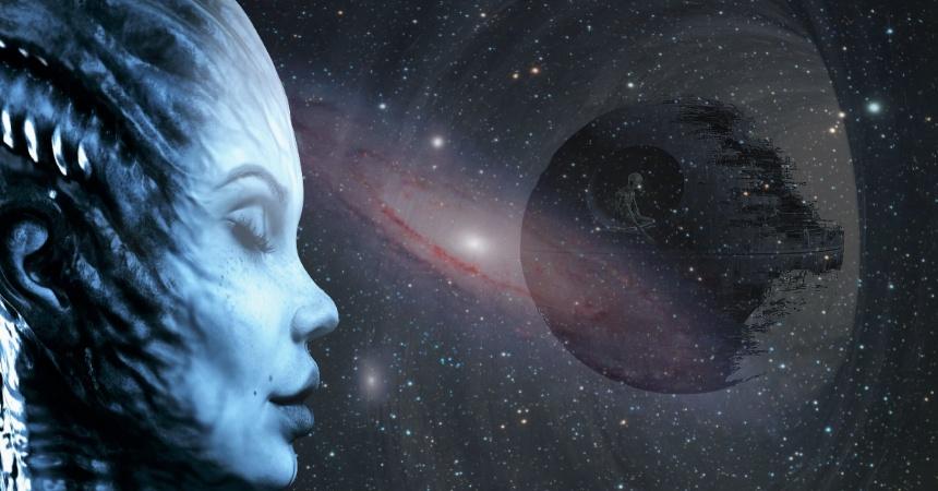 Extraterrestres de Andrómeda