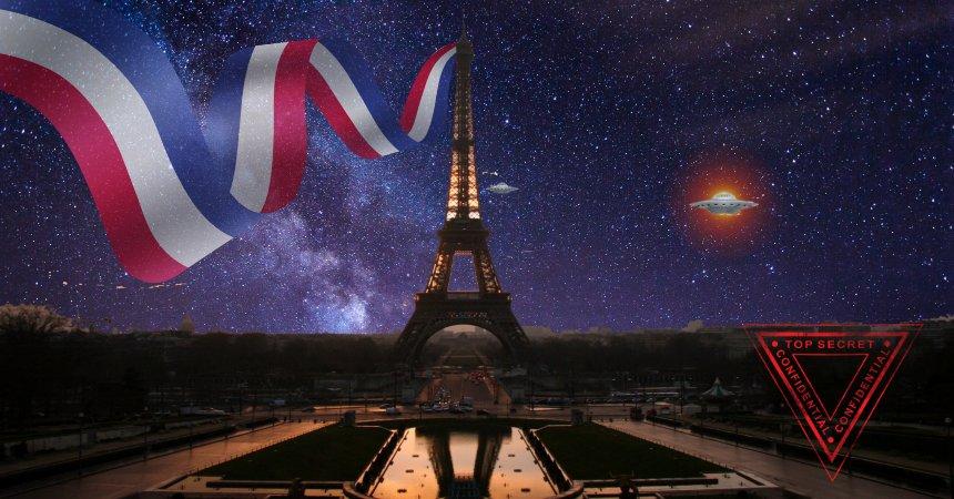 FRANCIA: Desclasificación extraterrestre