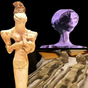 momias halladas en Nazca
