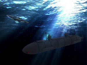 OSNIS, Objetos Submarinos no Identificados