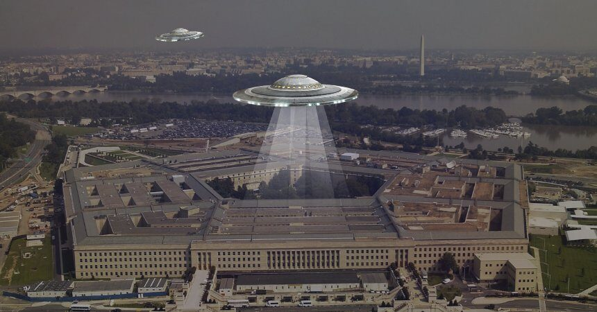 Pentágono y desclasificación extraterrestre