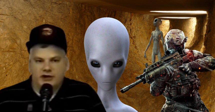 Phil Schneider y el enfrentamiento con extraterrestres