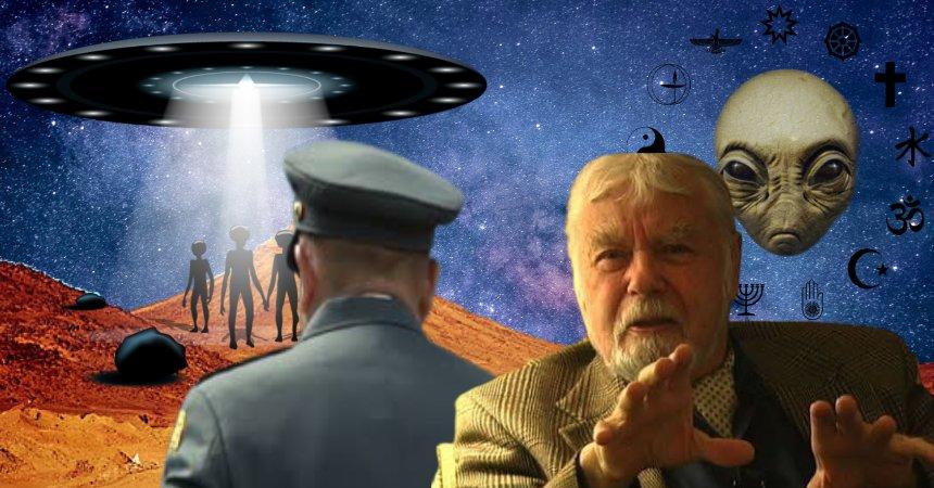 Robert Dean - Divulgación extraterrestre
