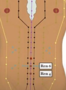 chakras y acupuntura