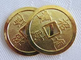 i chin monedas