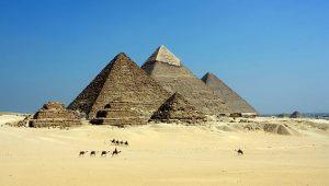 Influencia extraterrestre en la Civilización Egipcia